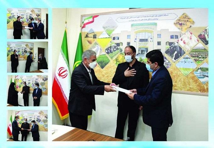کسب رتبه اول در سطح کشور توسط هسته گزینش سازمان جهادکشاورزی آذربایجان شرقی در شاخص قانونمندی