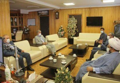 امور کارکنان ایثارگر شرکت گاز استان آذربایجان شرقی مورد بررسی و پیگیری قرار گرفت