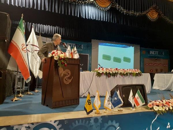 افتتاح و بهره برداری ازمعدن و کارخانه آهک هیدراته شهرستان اهر در دهه مبارک فجر امسال